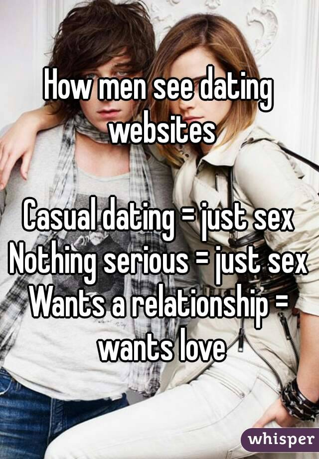 Variants moving from casual dating to relationship are absolutely