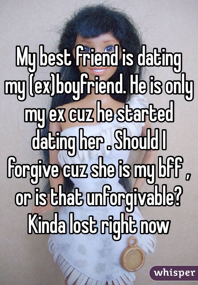 Dating your friend s ex quotes