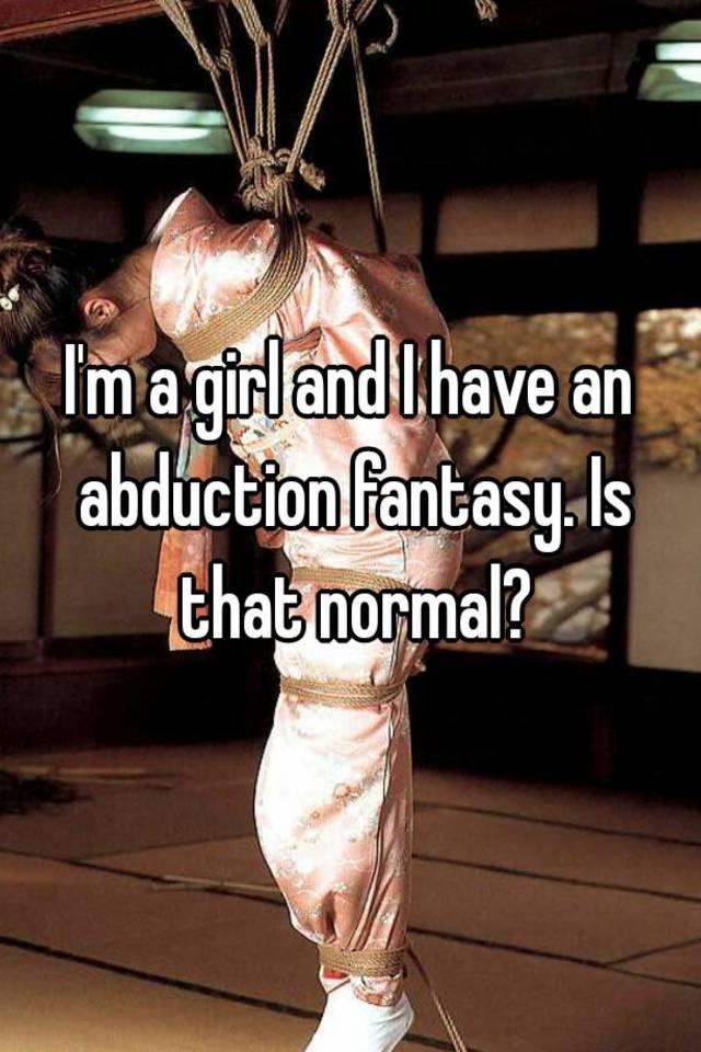 Abduction Fantasy