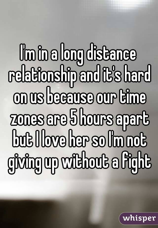 boyfriend giving up on long distance relationship