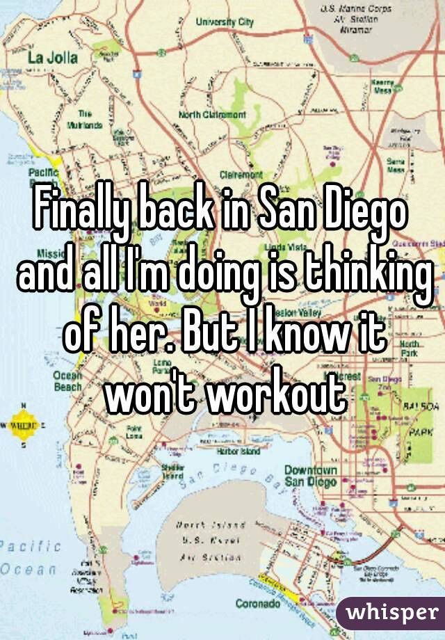 Why does san diego dating suck fir men