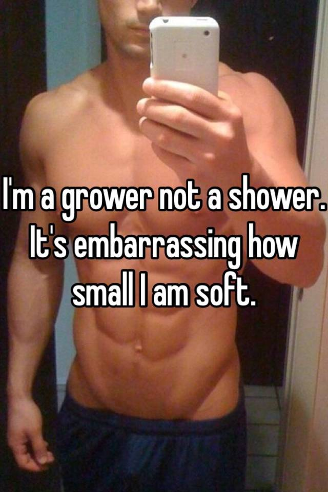 grower vs shower tumblr