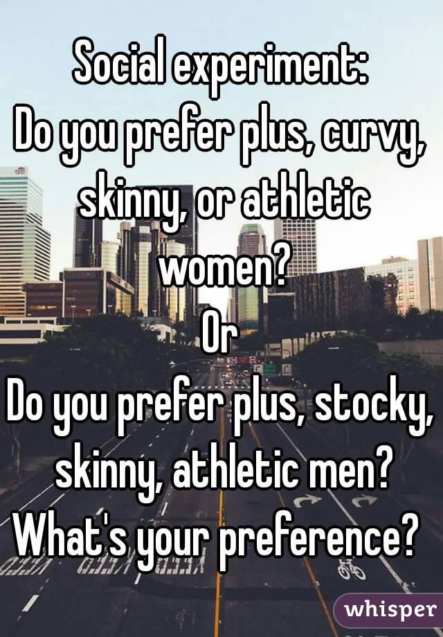 Well built women seeking men