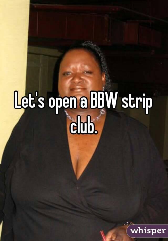 bbw strip
