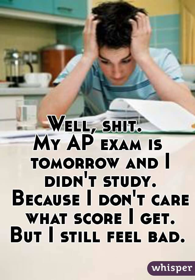 How can I get a better score in my AP exams?