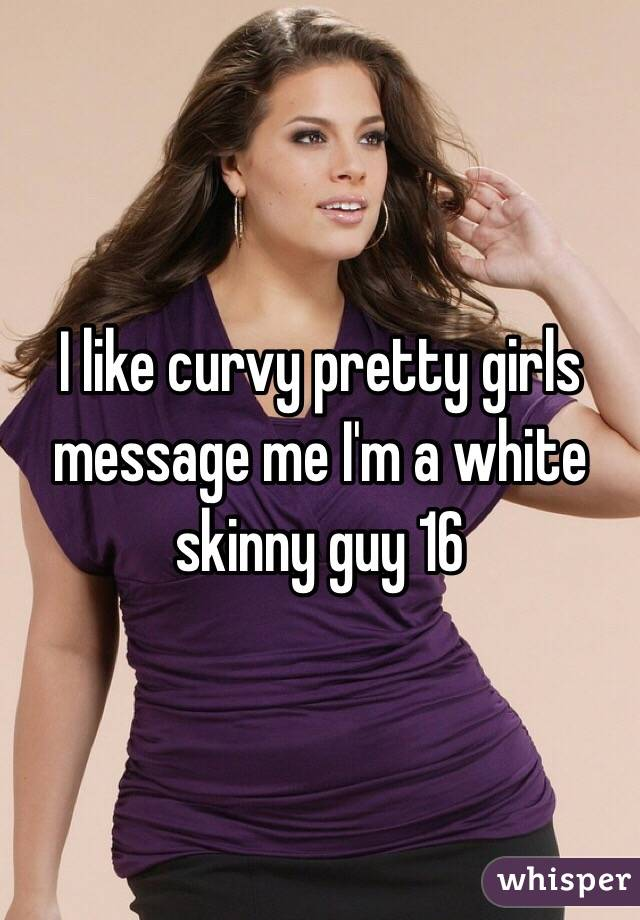 curvy girl dating skinny guy