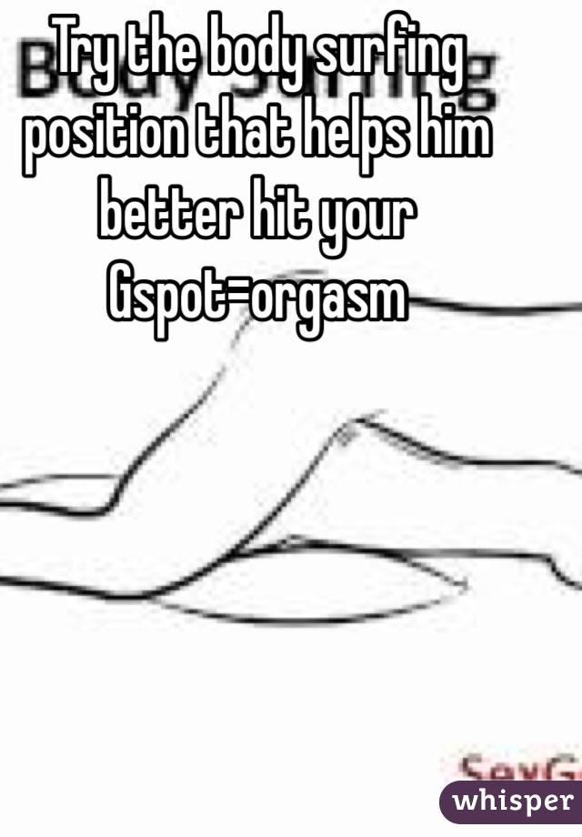 g spot positions