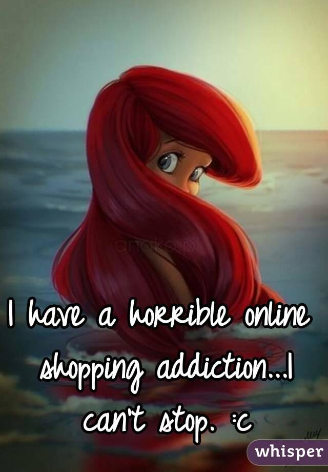 how to stop shopping addiction