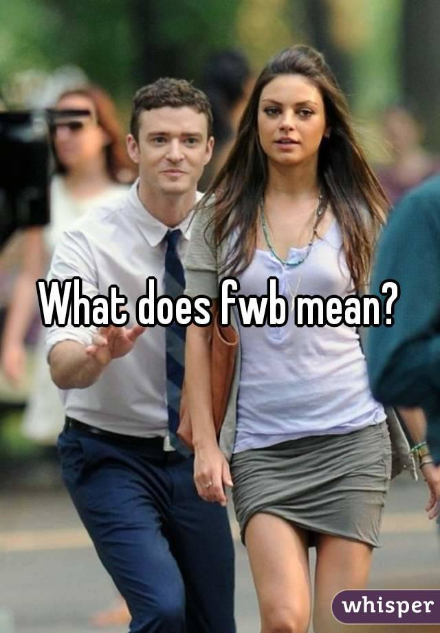 What does NSA FWB MBA mean Modern dating lingo explained