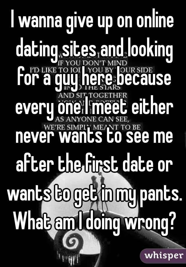 syitä, miksi Internet dating on huono