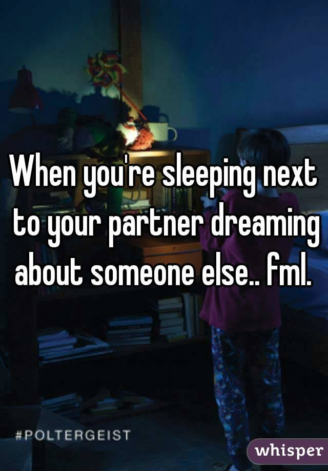 1. Dreaming About Someone From Your Past