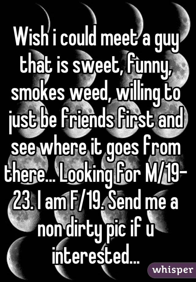 Dating A Guy Who Smokes Weed