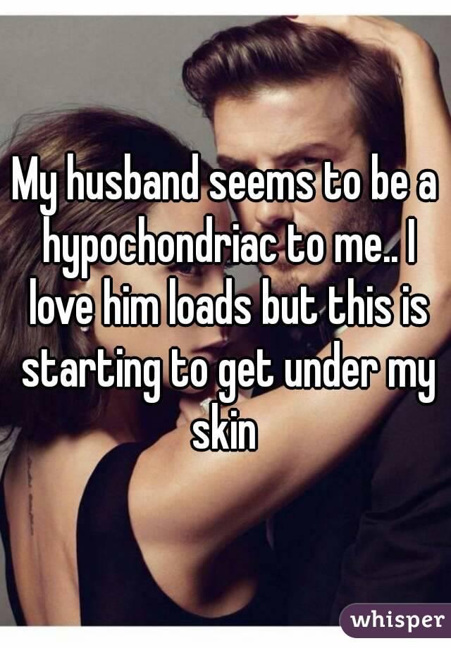 Getting Under My Skin