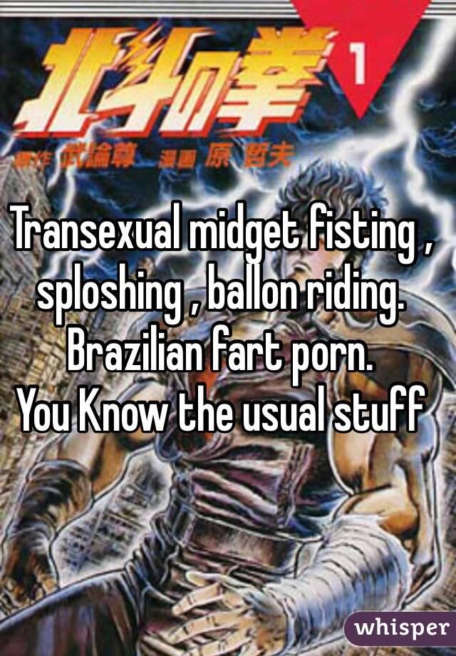 midget fisting