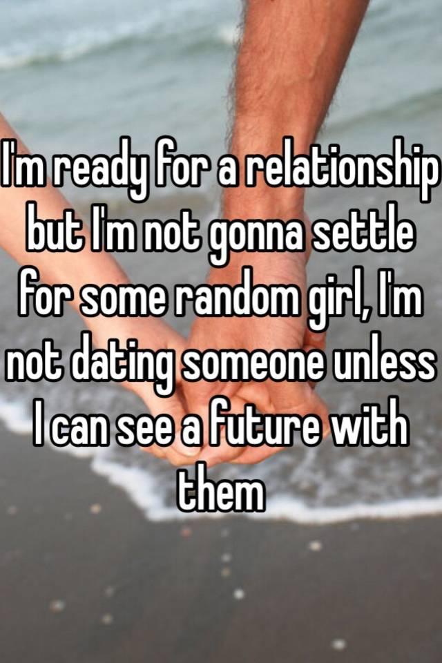 Im dating a girl but i like someone else