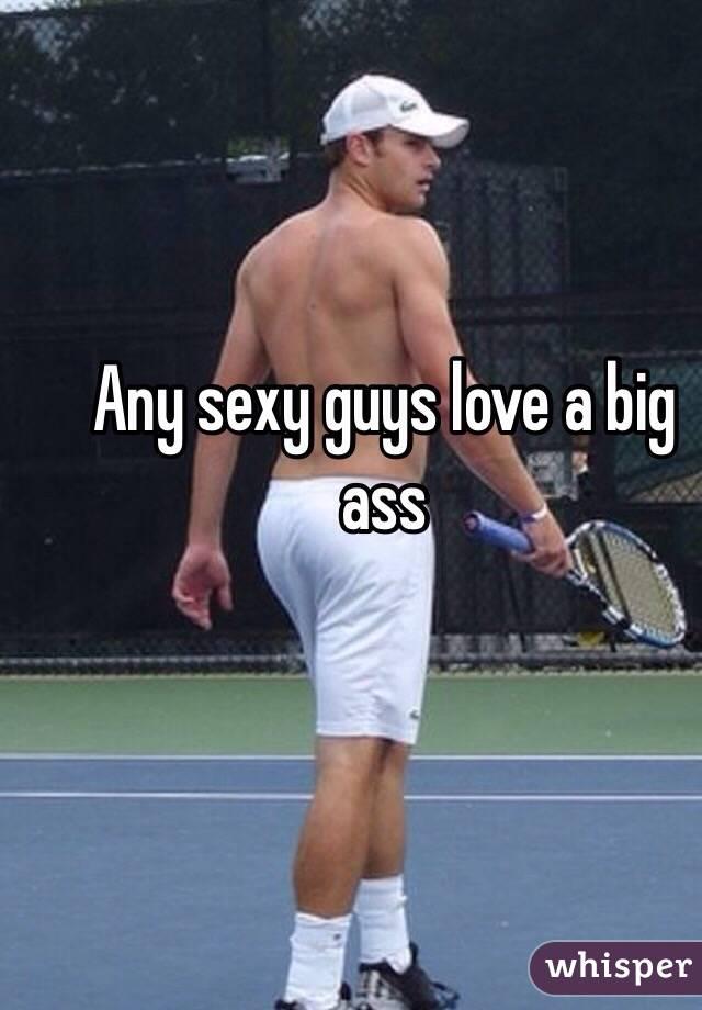 Big Guys Ass 89