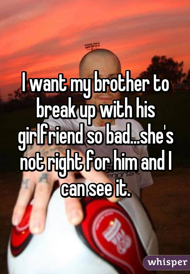 dating my ex brother
