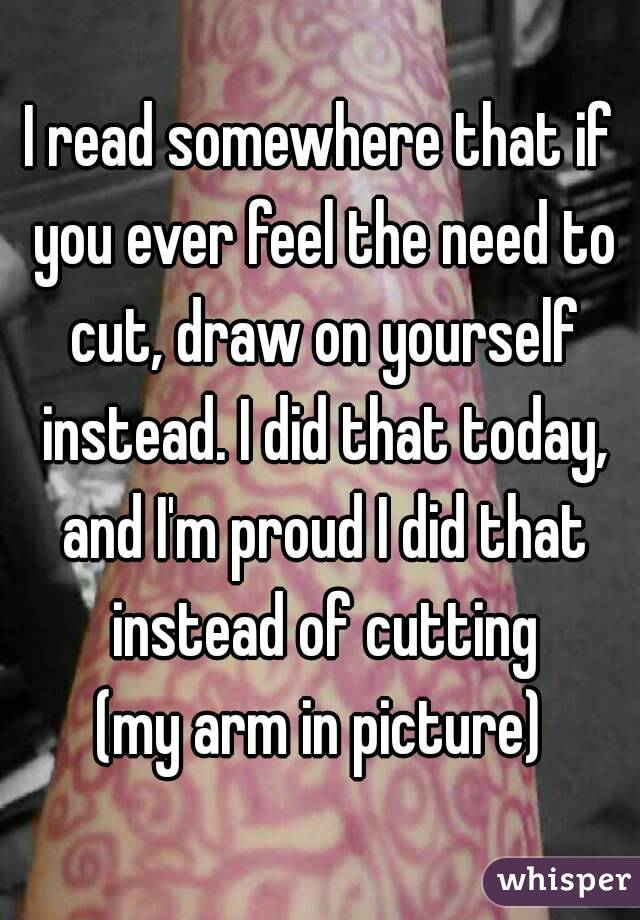 Yourself Drawings to Cut Draw on Yourself