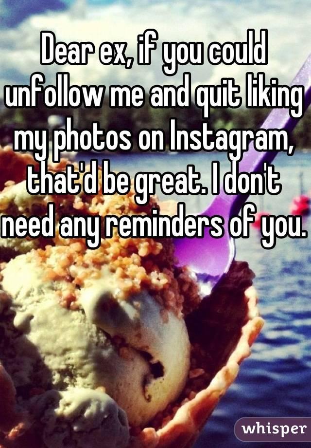 Dear crush, Please like my instagram photos and come on ...  Dear crush, Ple...