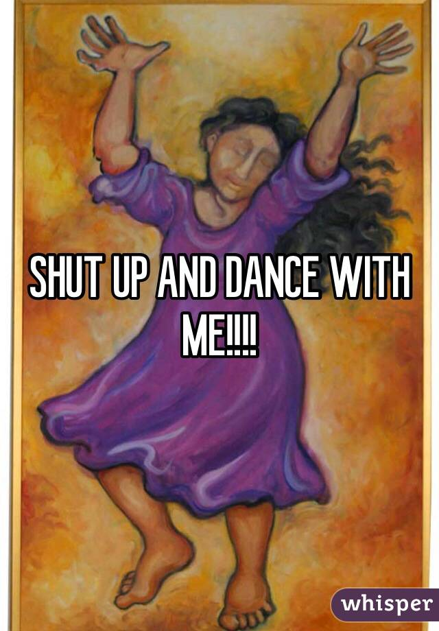 shut up and dance dating