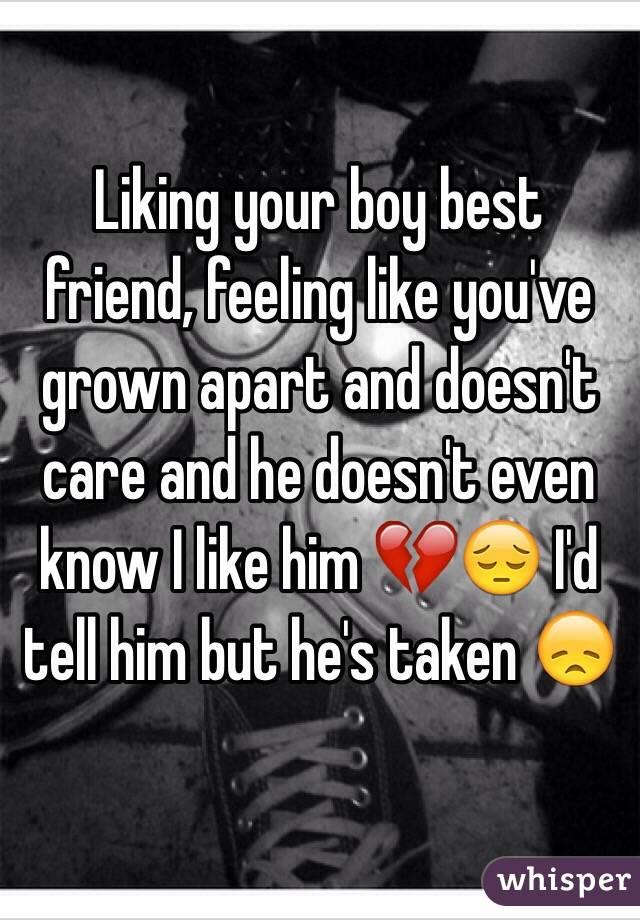 Liking Best Friend Liking Your Boy Best Friend