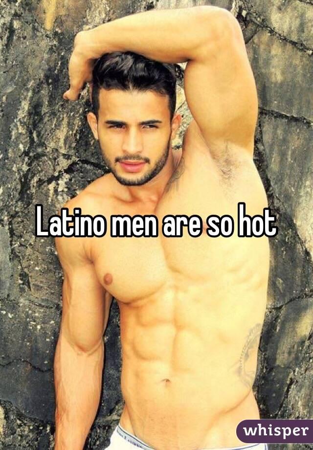 Latino hot