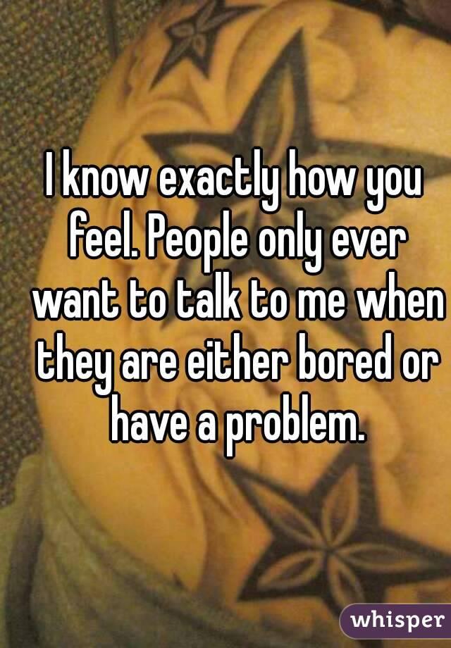 Talk to people near me