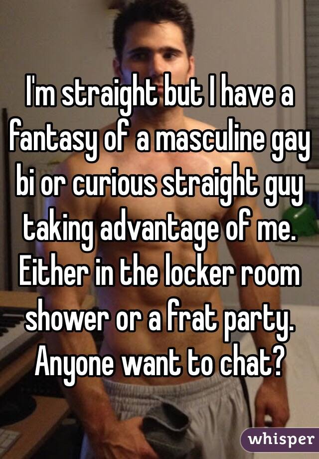 gay curious chat
