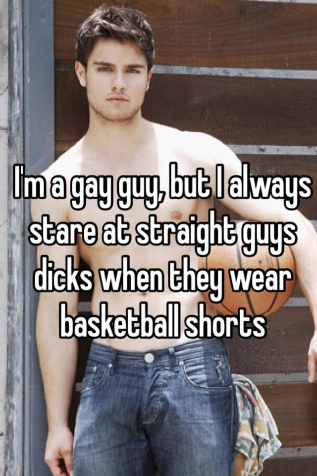 Im straight but im dating a guy