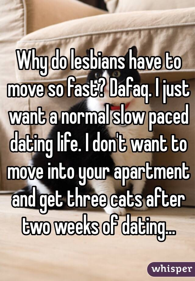normal lesbian personals Marissa on the oc started dating alex,  the last 10 years have seen a huge increase in the number of normal, everyday lesbians in tv and movies, .