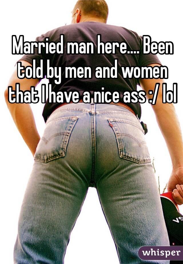 men nice ass