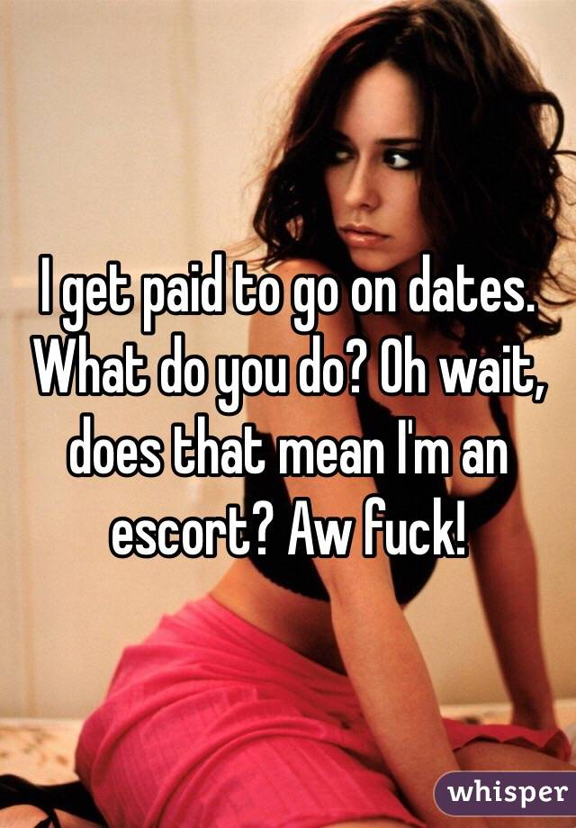 Get paid to go on dates app