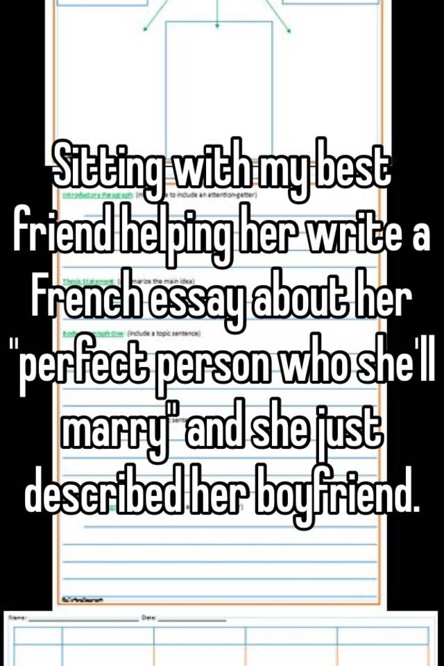 essay the qualities of my ideal life partner