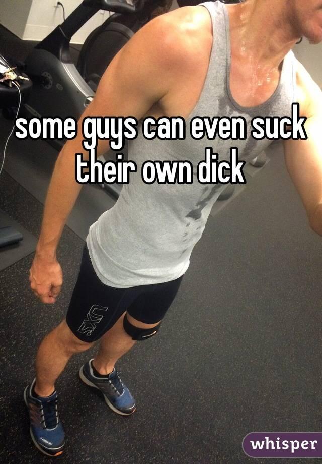 Guys Suck Own Dick 19
