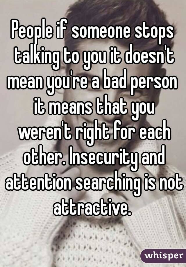 """when someone youre dating stops talking to you 4 rules for texting someone you're interested in,  they say, """"but you're so much better at talking to guys""""  and so then i stopped dating him."""