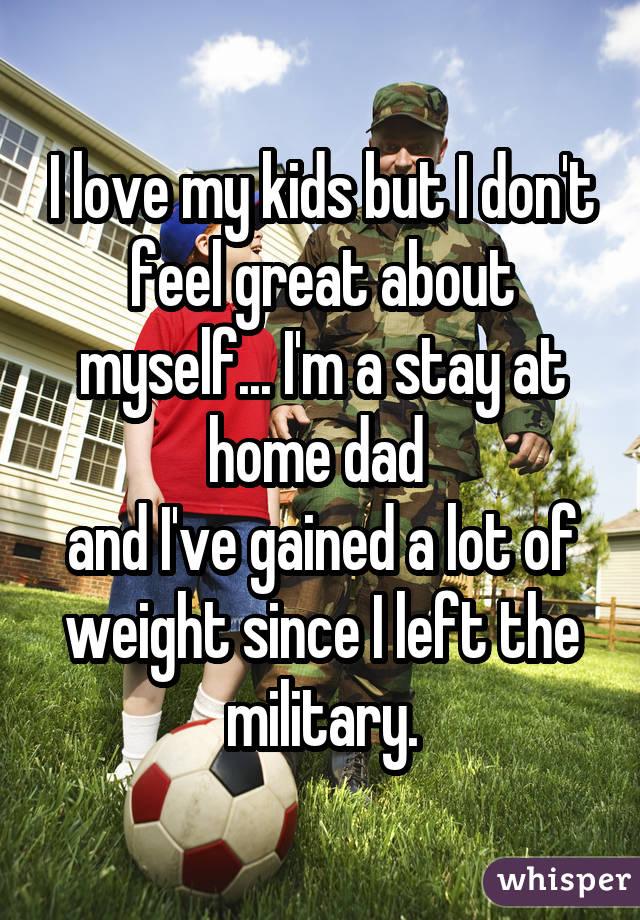 I love my kids but I don