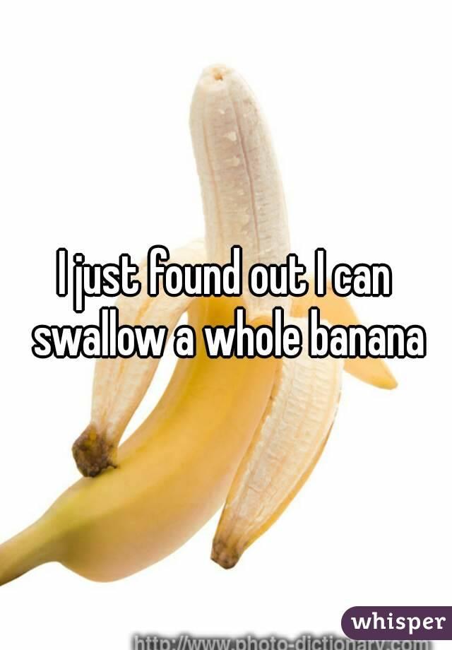 Banana Swallow 6