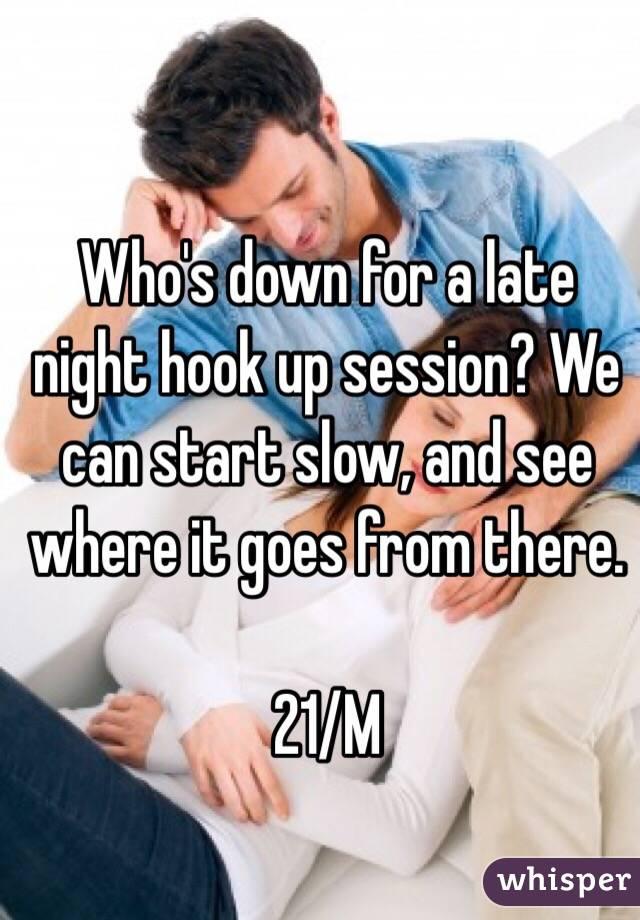 Best late night hookup app