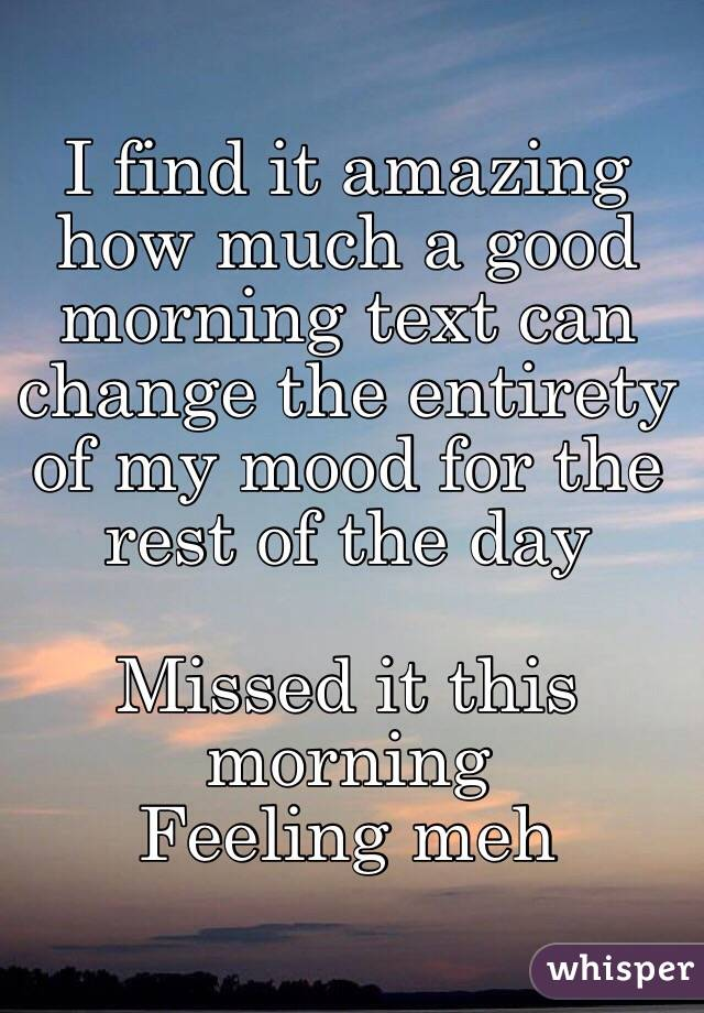 can i change the font on my iphone i find it amazing how much a morning text can change 2831