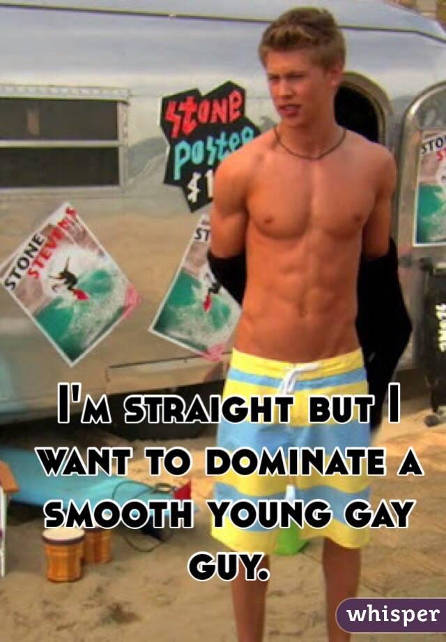 Smooth gay boys young