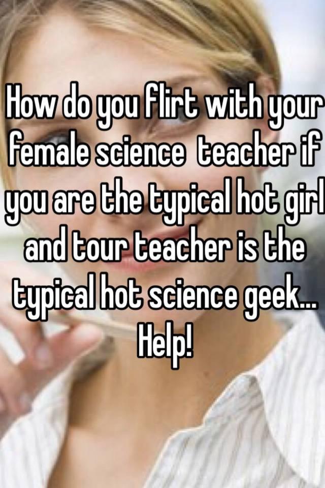 do women flirt with