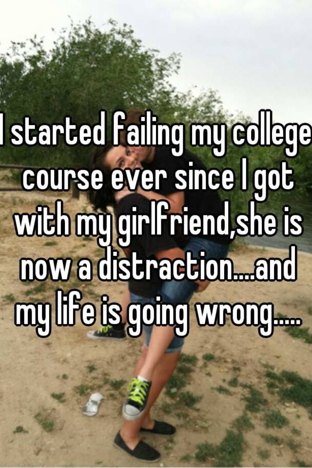 Wrong college course?