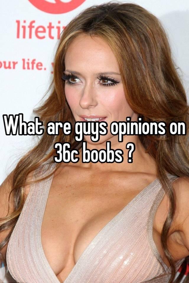pics of 36c boobs
