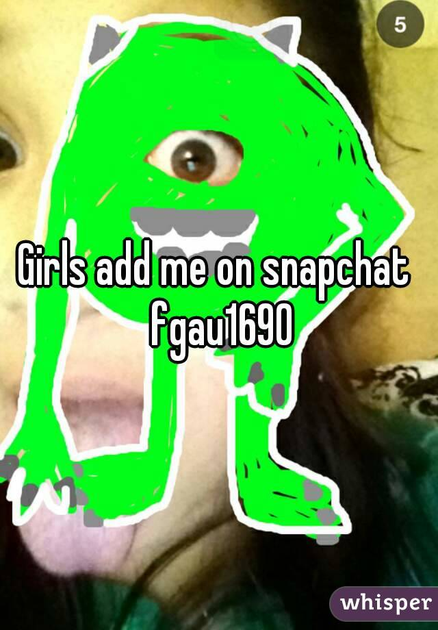 Why would a girl im dating unfriend me on snapchat