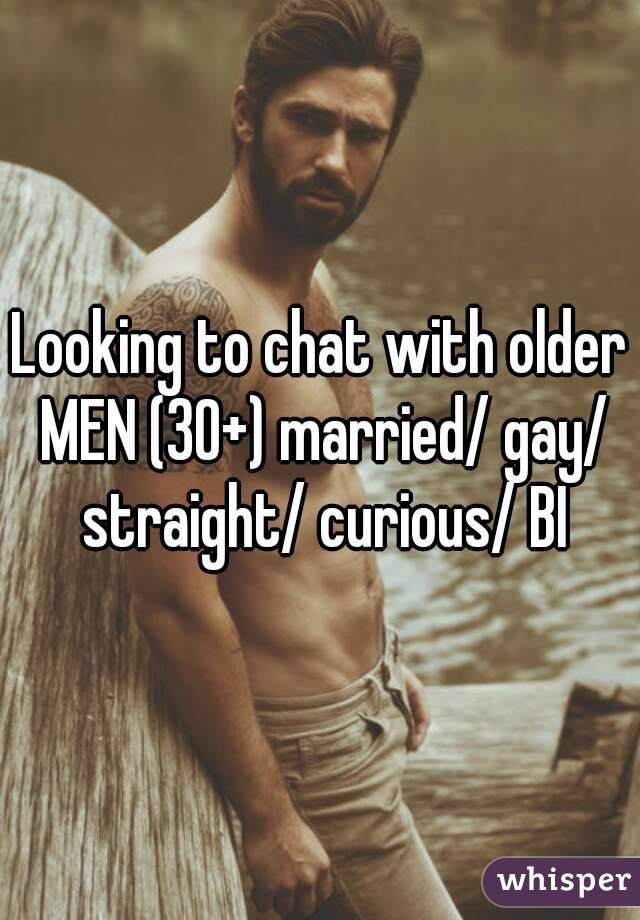 married men gay chat