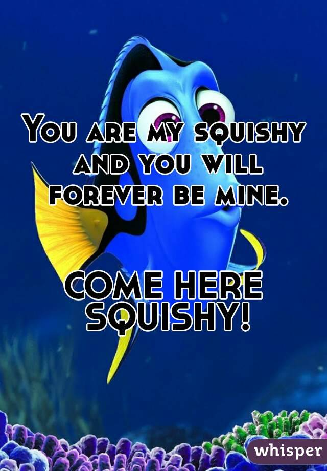 shall be my squishy (dory) high quality - YouTube