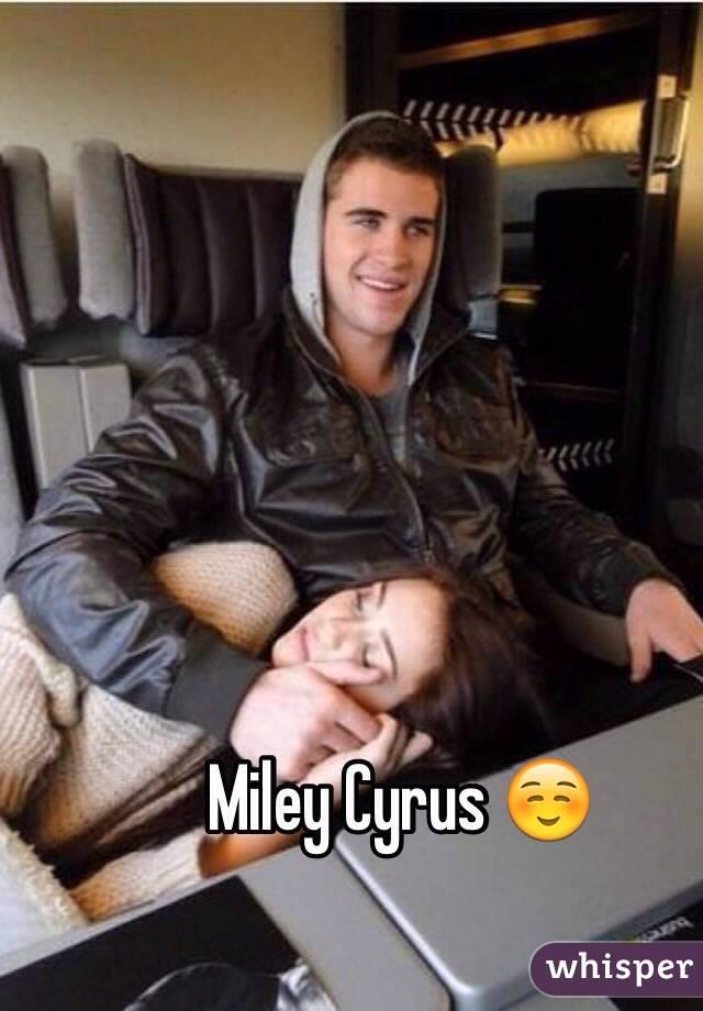 Miley Cyrus ☺️