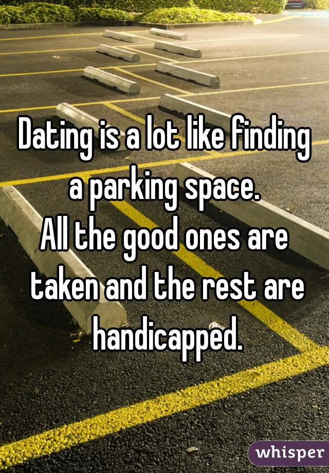 dating is a lot like finding a parking space Search for cheap parking for your car in potts point  and finding a free parking space in a busy suburb like potts point is next  same as a dating.