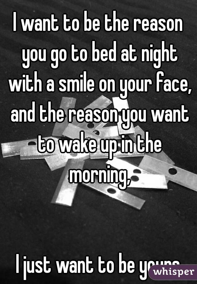 I Want To Cuddle With You Quotes: Wake Up Every Morning, With A Big Smile On My Face