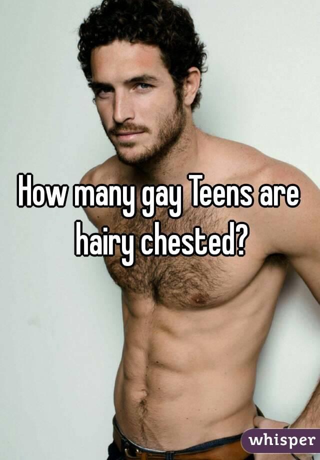 Gay Behaart